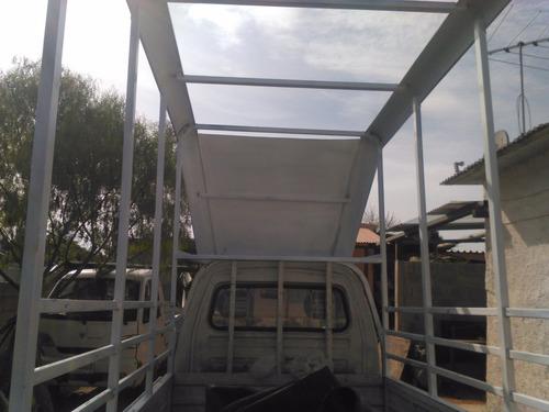 cupula,estructura,herrerria,camiones,camionetas calidad
