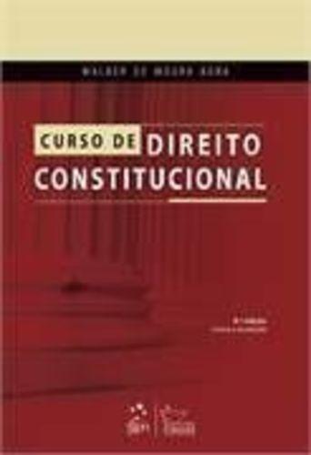 curso de direito constitucional 8º edição