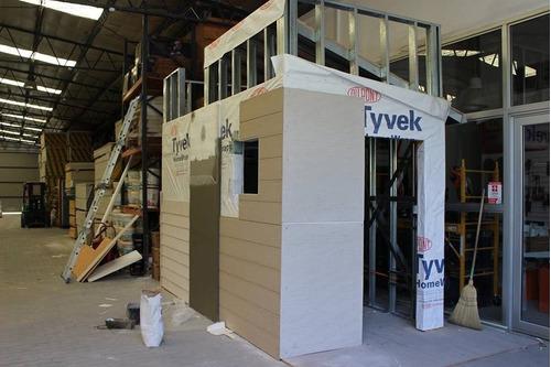 curso de instalador de steel framing - únicos especialistas