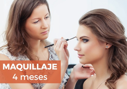 curso de maquillaje en acp (4 meses)
