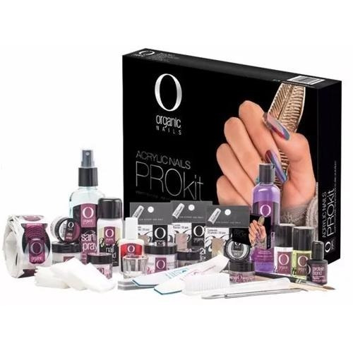 curso intensivo n1 organic® nails