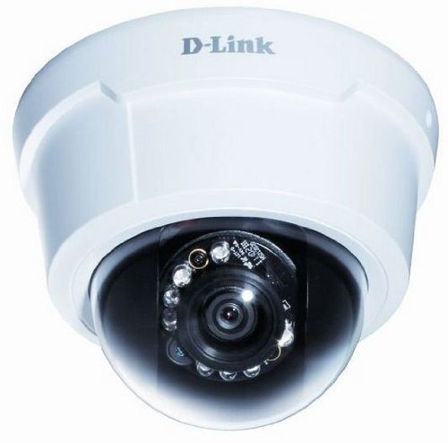 d link systems dcs 6113 full hd fixed dome network camera