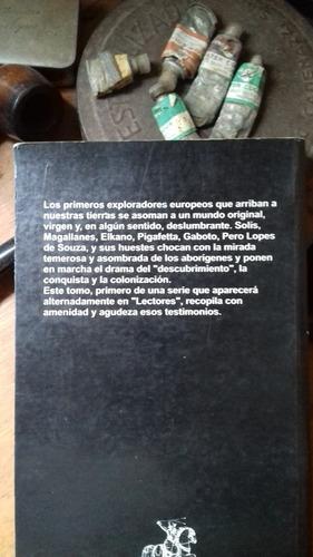 daniel vidart / el uruguay visto por los viajeros 1