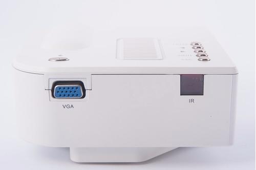data show portatil mini 80 lumens hd led hdmi 80 polegadas