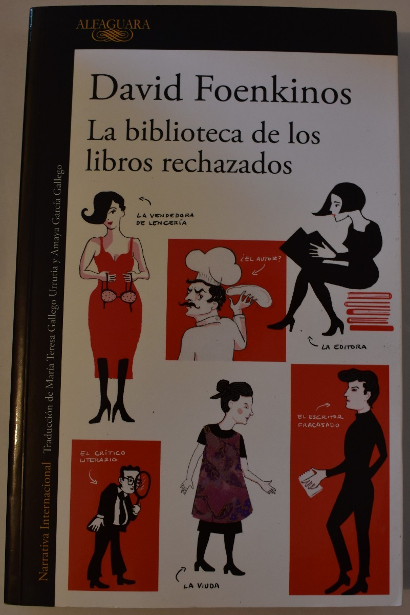 ... la biblioteca de los libros rechazados. Cargando zoom.
