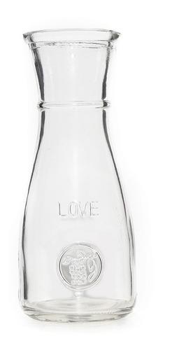 decantador vidrio 350 ml. vidrio goldsky