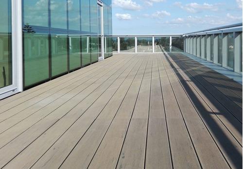 deck tablas wpc color silver gum sin mantenimiento