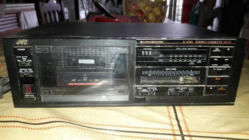 deck x equalizador digital jvc para rack