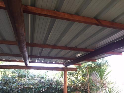 decks, techos y pérgolas, cerramientos -  pisos - proyectos