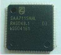 decodificador de vídeo digital saa7115 h