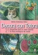 decora con totora - perez, maria fernanda