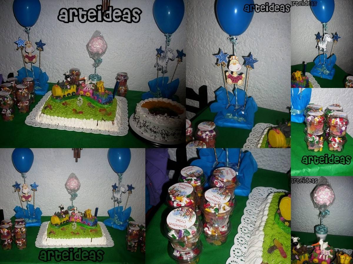 Decoracion De Cumpleanos Infantiles Basica 100000 En - Decoracin-cumpleaos-infantiles