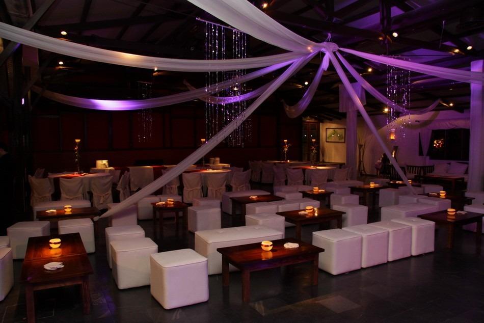 decoración de fiestas.bodas,15, eventos. servicio integral - en