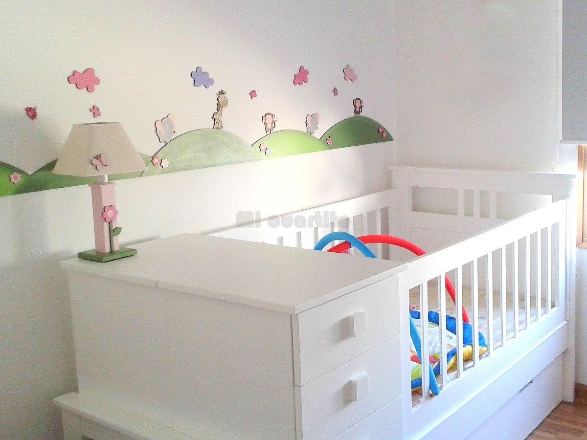 Decoraci n infantil guardas para pared en mercado libre - Decoracion infantil paredes ...
