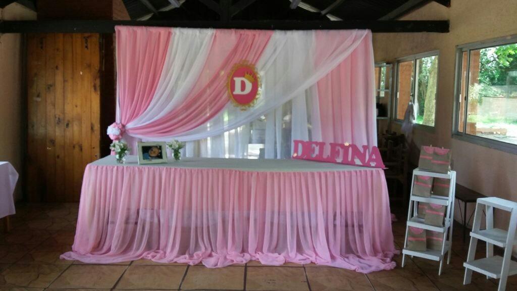 Decoración Salones Fiestas Eventos Cumpleaños 15 Años Bodas