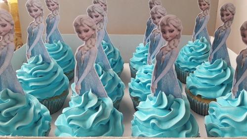 deliciosos cupcakes magdalenas o muffins