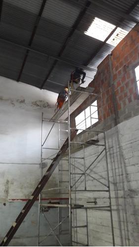 demolición y construccion