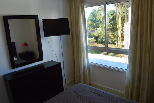 departamento 1 dormitorio y medio con amenitties.