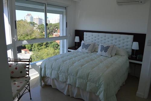 departamento 3 dormitorios en playa mansa