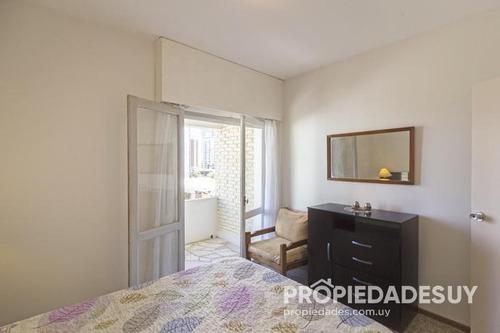 departamento en alquiler de 2 dormitorios - 1 baños en punta del este