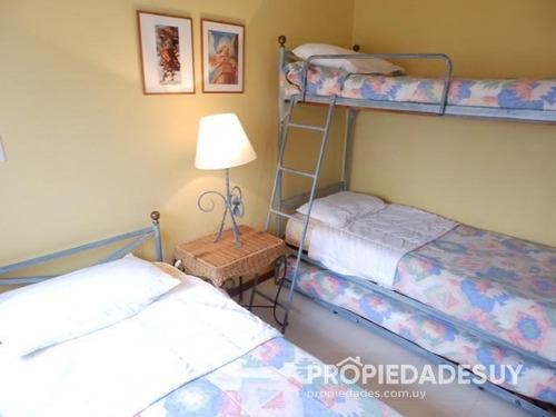 departamento en alquiler de 2 dormitorios - 3 baños en punta del este
