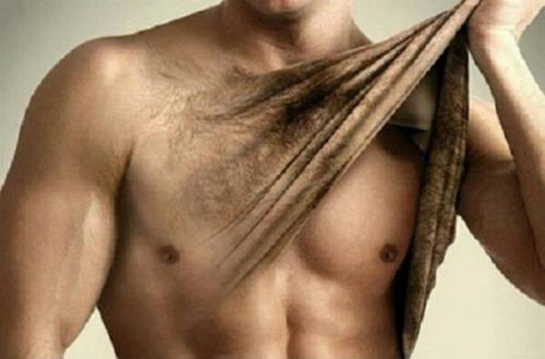 depilación masculina integral!