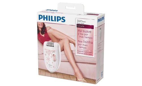 depilador eléctrico philips hp6420 piernas zonas delicadas