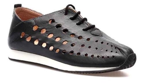deportivo de dama de cuero marcel calzados (mod.20600)