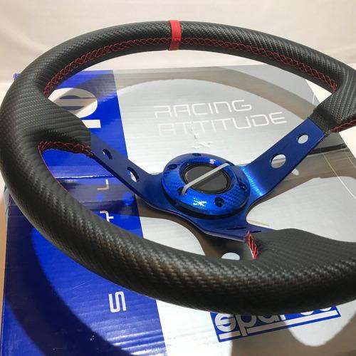 deportivo tuning volante