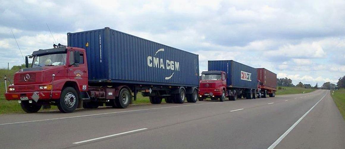 deposito  empresa de transporte y logistica