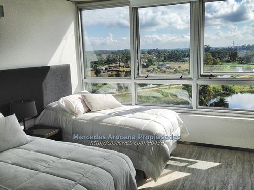 depto de 2 dorms y 2 baños. amenties. gran vista! c/renta!!