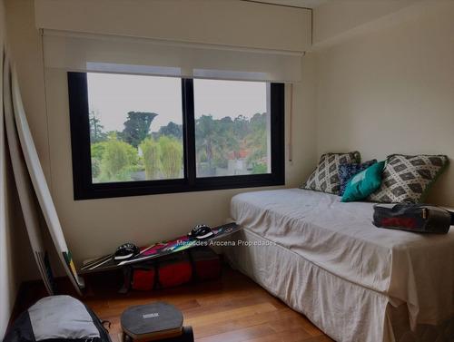 depto en carrasco sur. 2 dorm.3 baños.terraza de uso exclu.