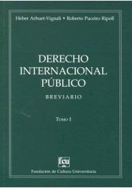 derecho internacional público breviario tomo 1 / vignali