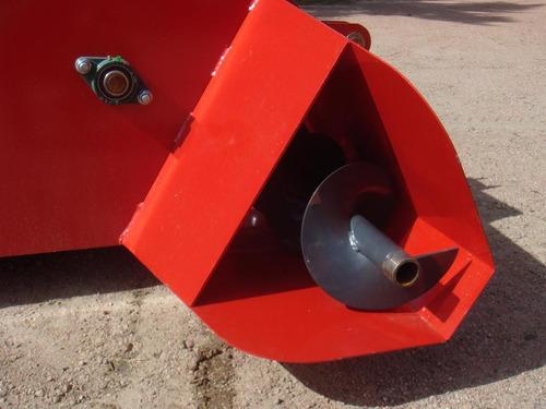 desensiladora fimaks 1.5 m3 maquinaria agrícola