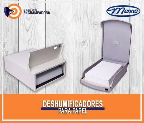 deshumidificador para papel menno  p/ 1500