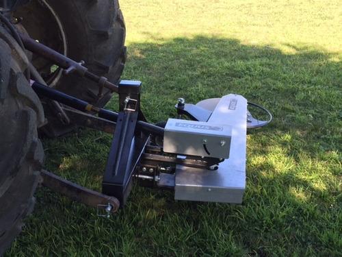 desmalezadora rotativa con tanza para tractor equus