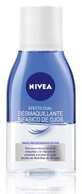 desmaquillante nivea bifásico 125ml