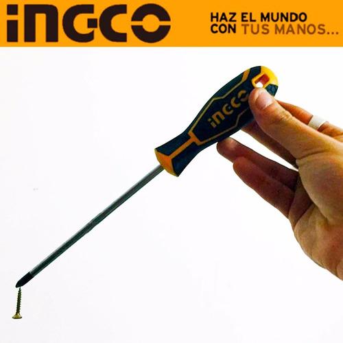 destornillador paleta ingco 100 mm hs285100 ff