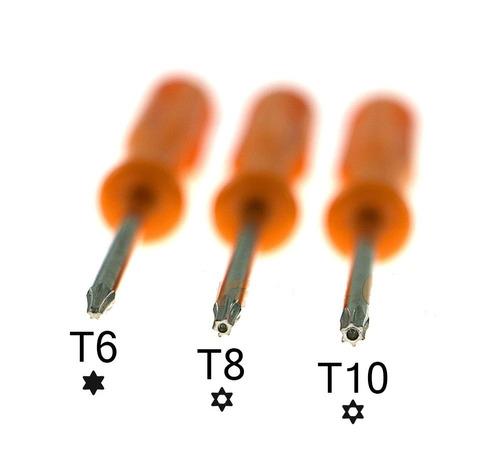 destornillador torx t6 simple joystick control xbox one,