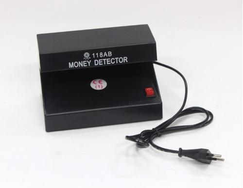 detector de billetes tamaño chico.