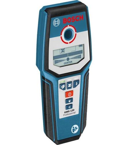 detector de materiales escaner 120mm bosch gms 120