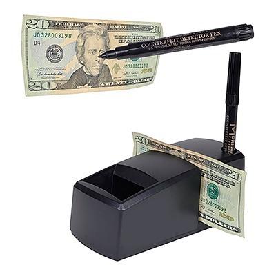 detector dinero billete tarjetas falso ultravioleta