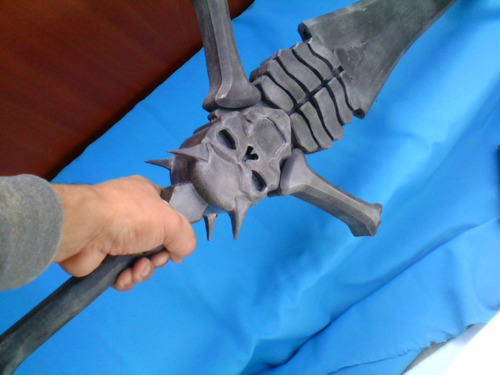 devil may cry dante's rebellion sword espada cosplay replica