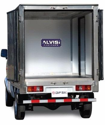 dfsk dfm furgón térmico 2 airbags y a b s 0km iva inc