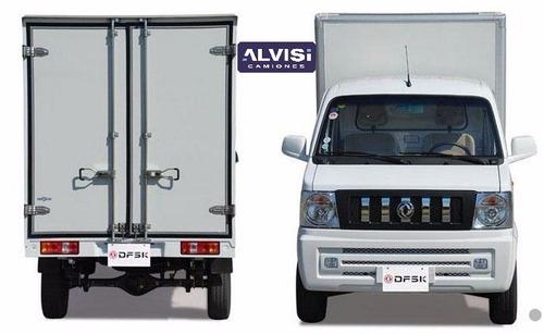 dfsk v 1.0 furgón empadronamiento gratis + tanque iva inc