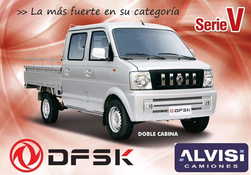 dfsk v full empadronamiento y tanque lleno doble cab iva inc