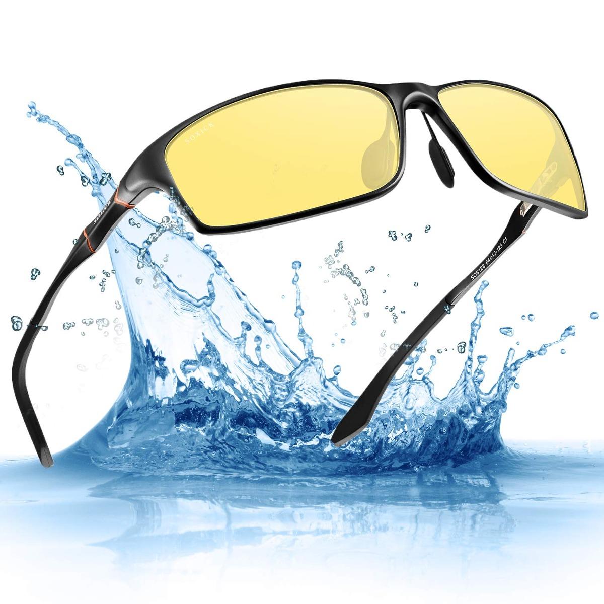 e319be742d Día Y Noche Para Hombres Gafas De Conducir Gafas Gafas Am - U$S 73 ...