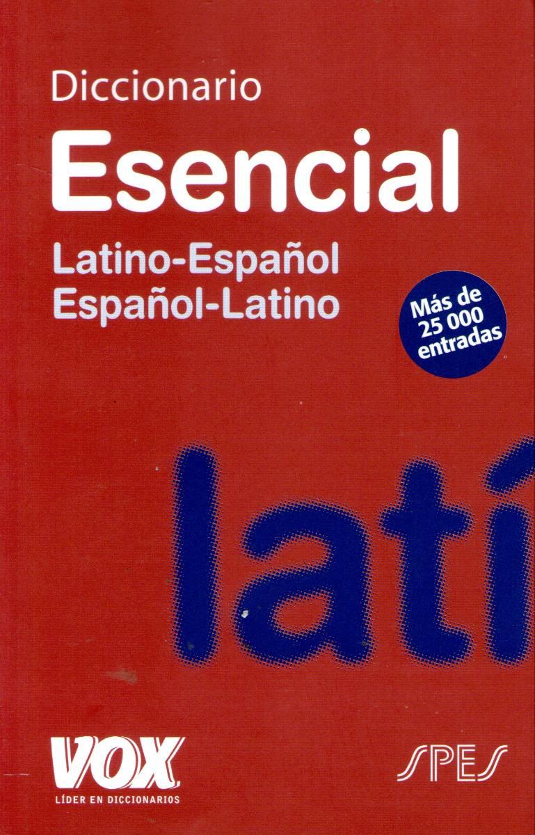 Diccionario Latino - Español / Español - Latino Vox