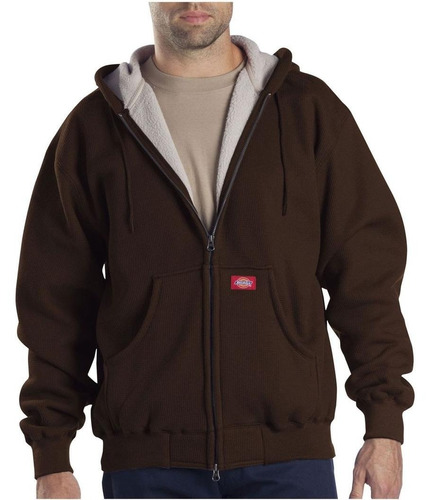 dickies tw385 sudadera de capucha con forro borrega solo xxl