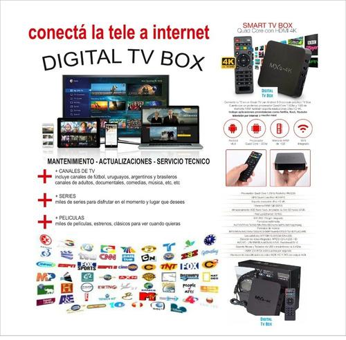 digital box television por internet l nueva forma de ver tv